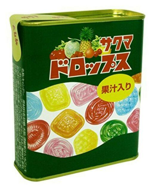 Sakuma Fruit Drops, 2.8 oz (80 g)