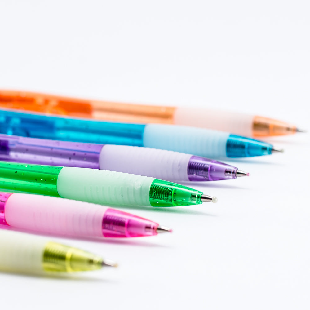 Ballpoint Pens (0.7mm/Scented/6 pcs)