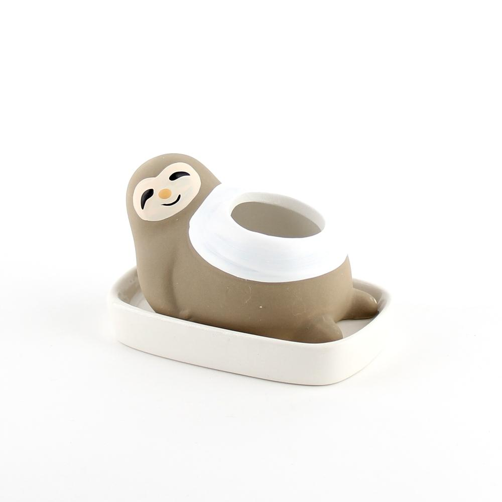 Humidifier (Pottery/Sloth)