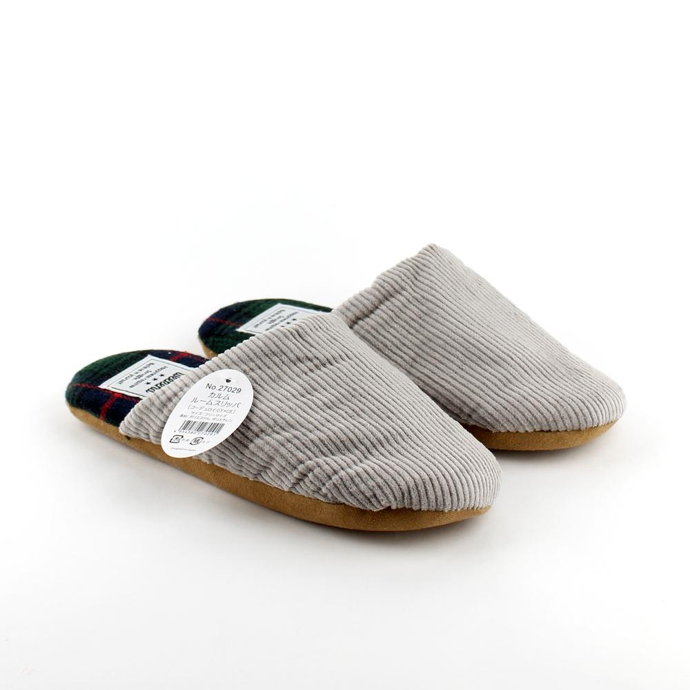 Slippers (Corduroy/Room/1 pair)