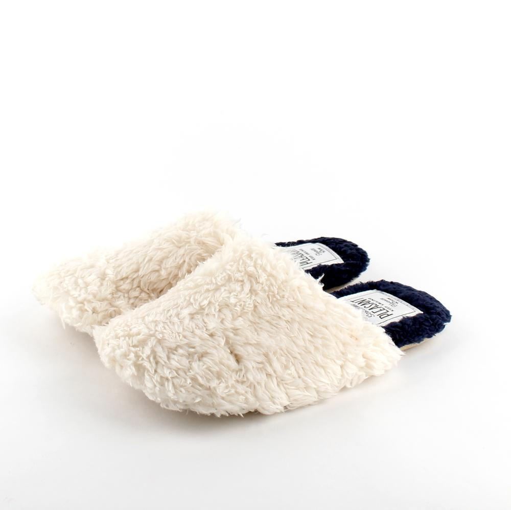 Slippers (Room/Sheep Boa/1 pair)