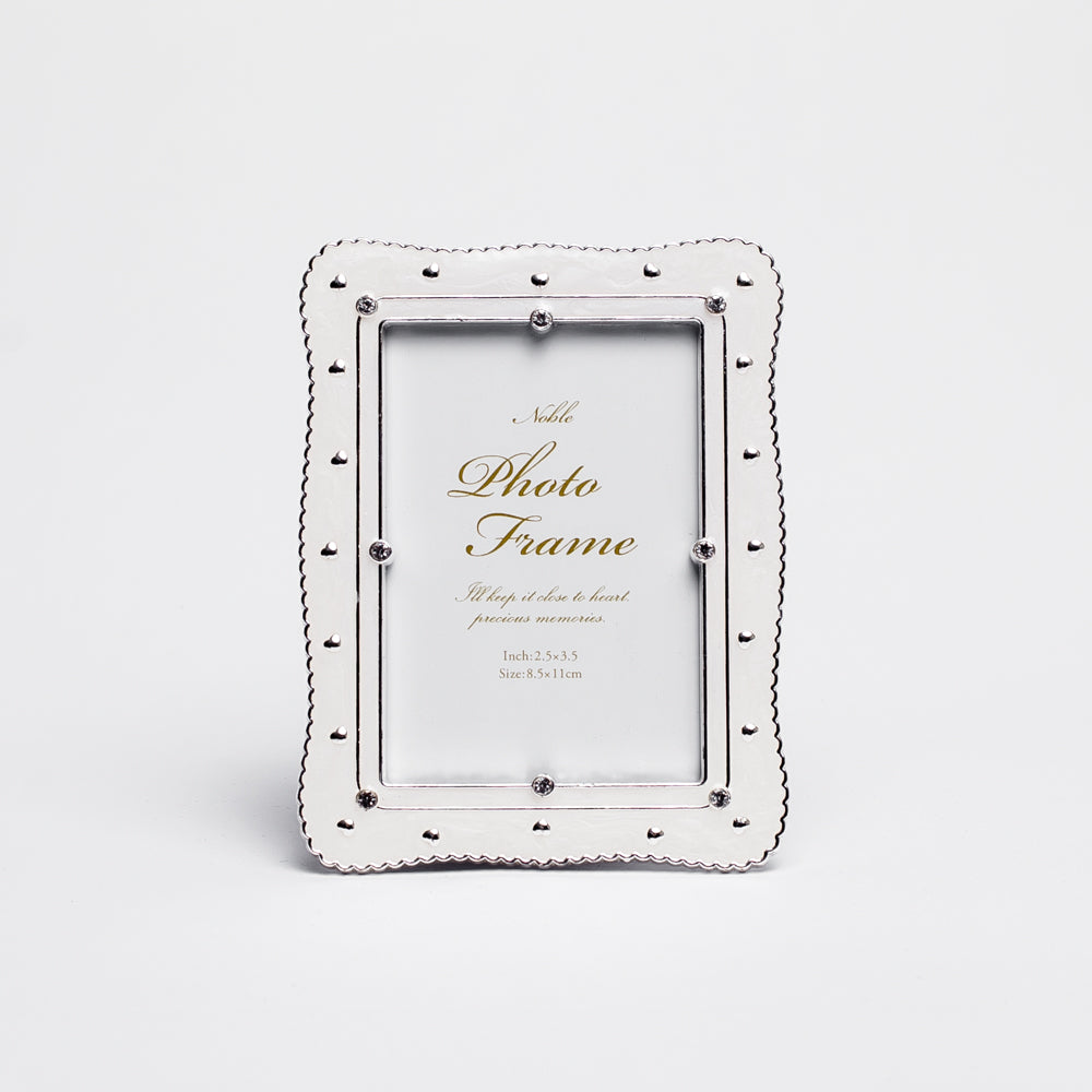 Photo Frame (Noble/Picot Knit)