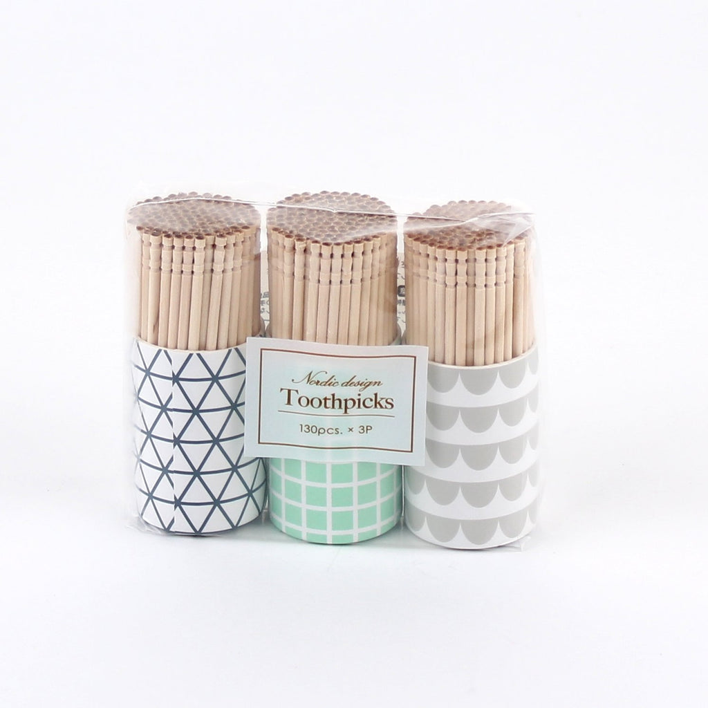 Toothpicks (Birchwood/390pcs)