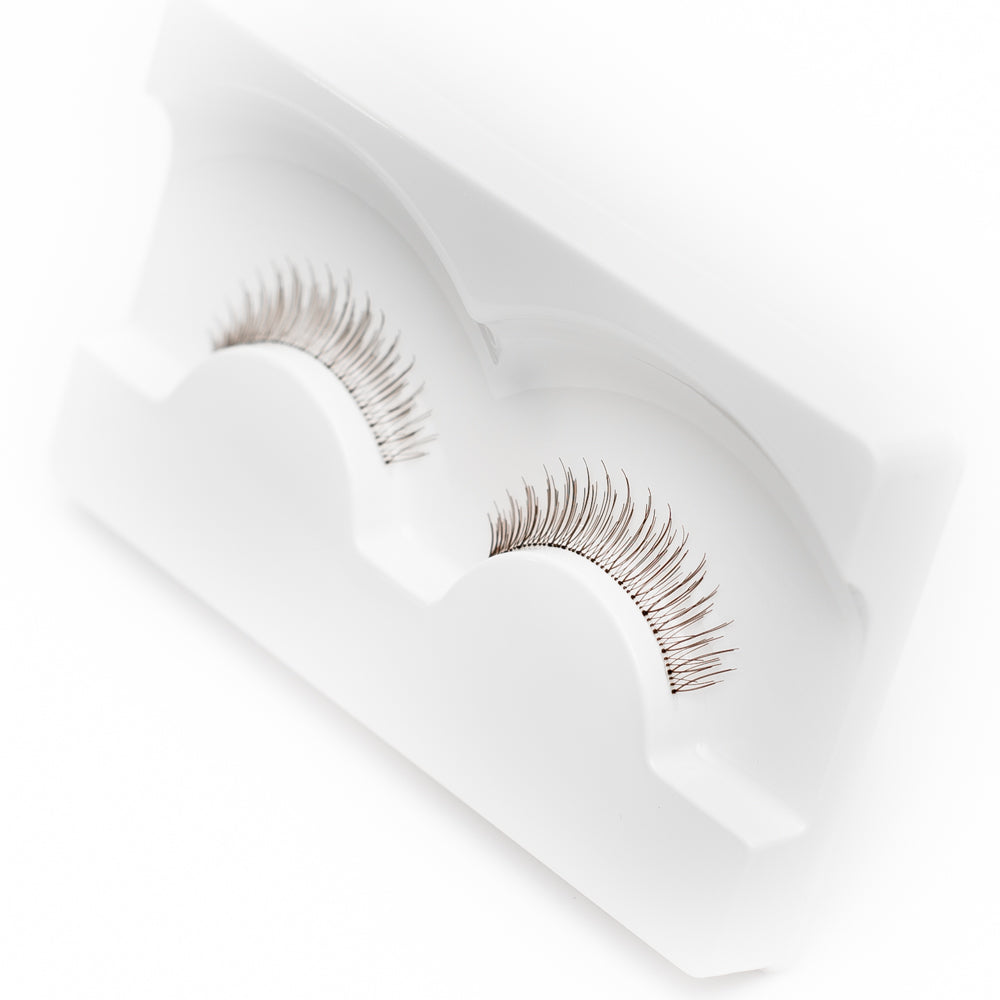 False Eyelashes (Random/Brown/5x9cm/1 pair)