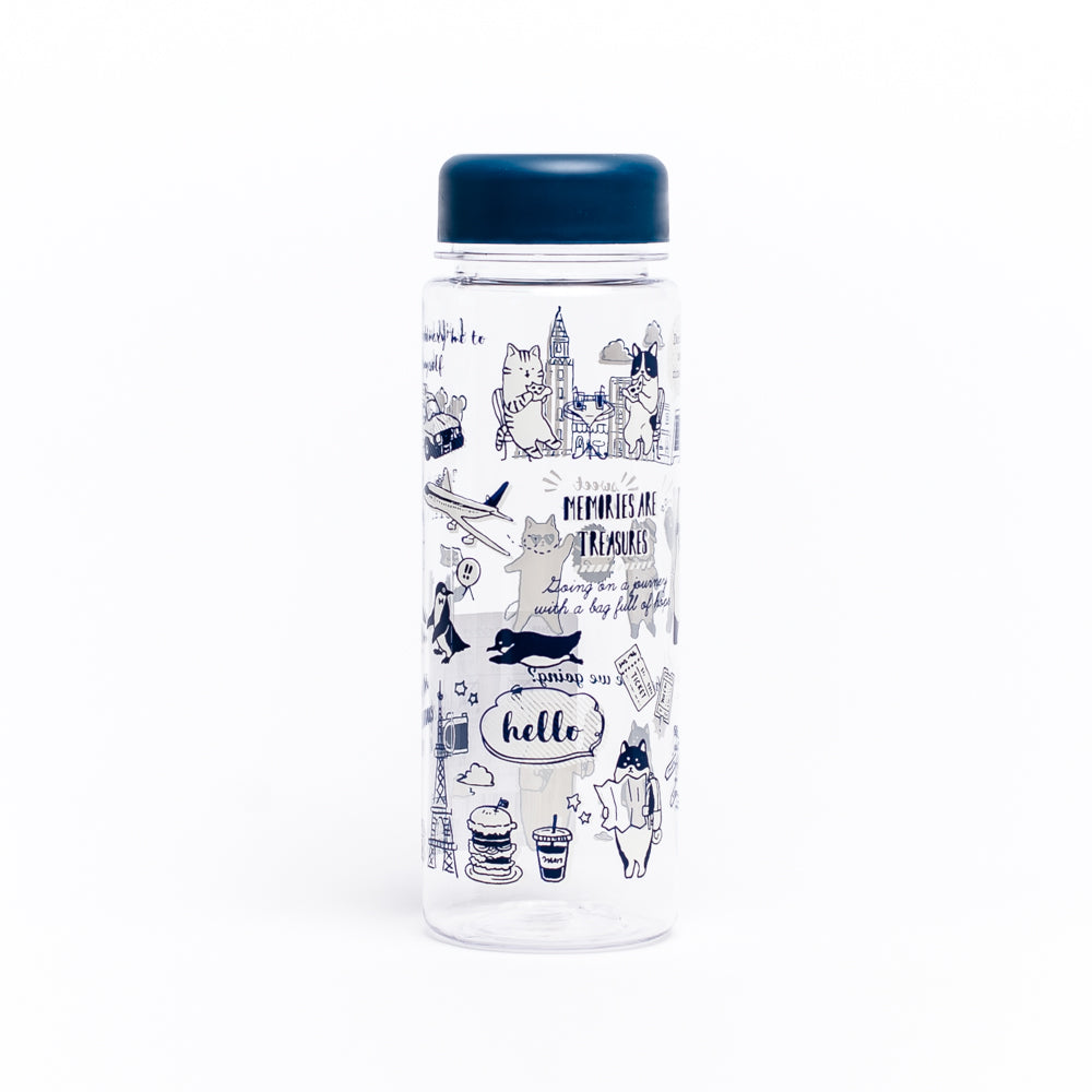 Water Bottle (Animal Design)