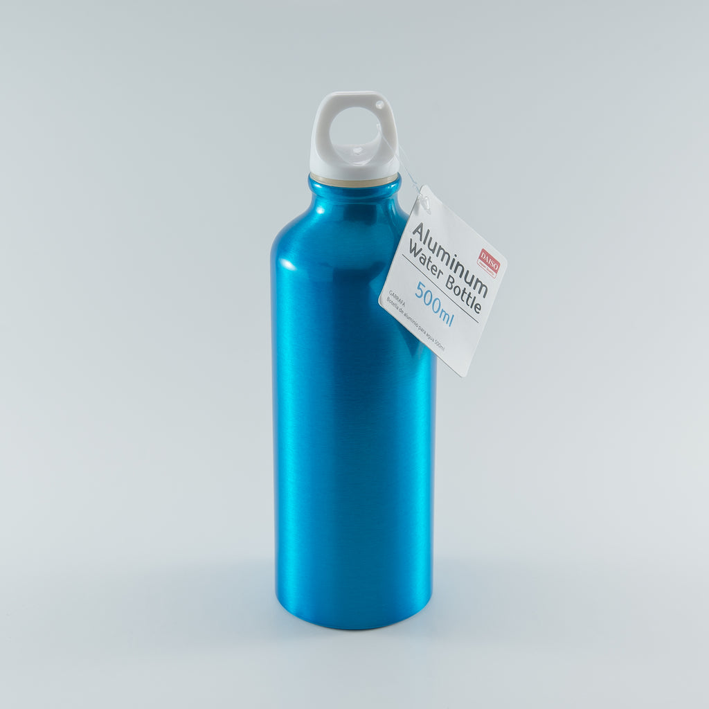 Aluminum Water Bottle (500mL)