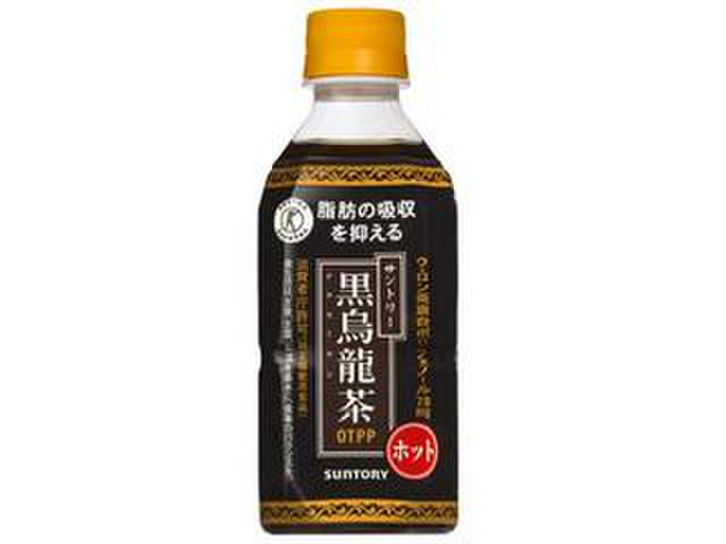 SUNTORY KURO OOLONGCHA 350ML