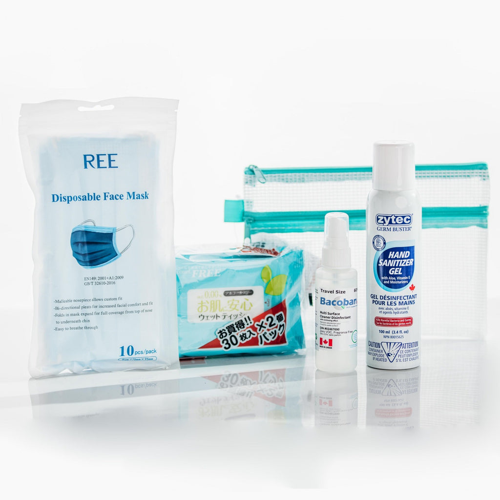 Bacoban Sanitizing Advanced Set