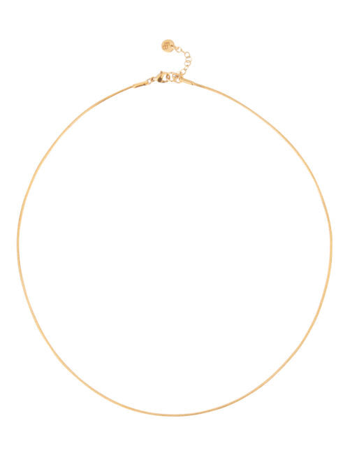NECKLACE SMALLE SNAKE - GOLD