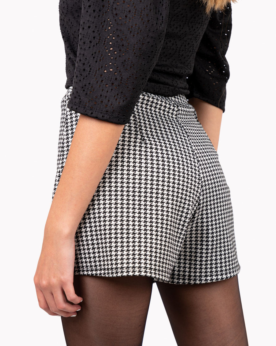 FALDA SHORT GALLO