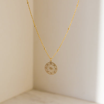 MANDALA KEY GOLD