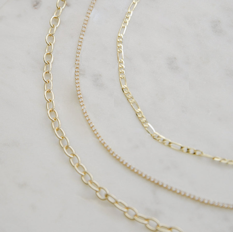 COLLAR DANA GOLD