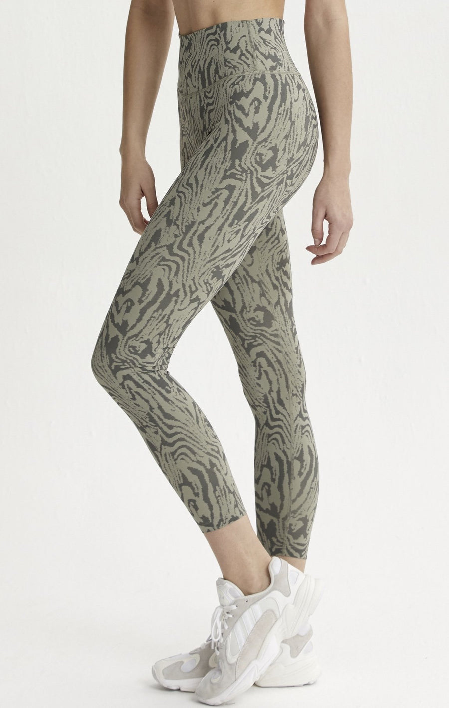 LEGGING LUNA DISTORTED GRAIN