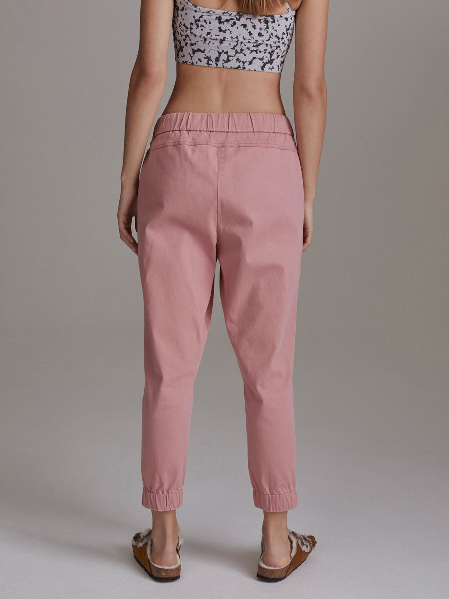 PANTALON CORINTH ASH ROSE