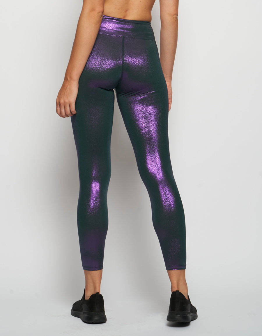 MARVEL LEGGING DARK ORCHID