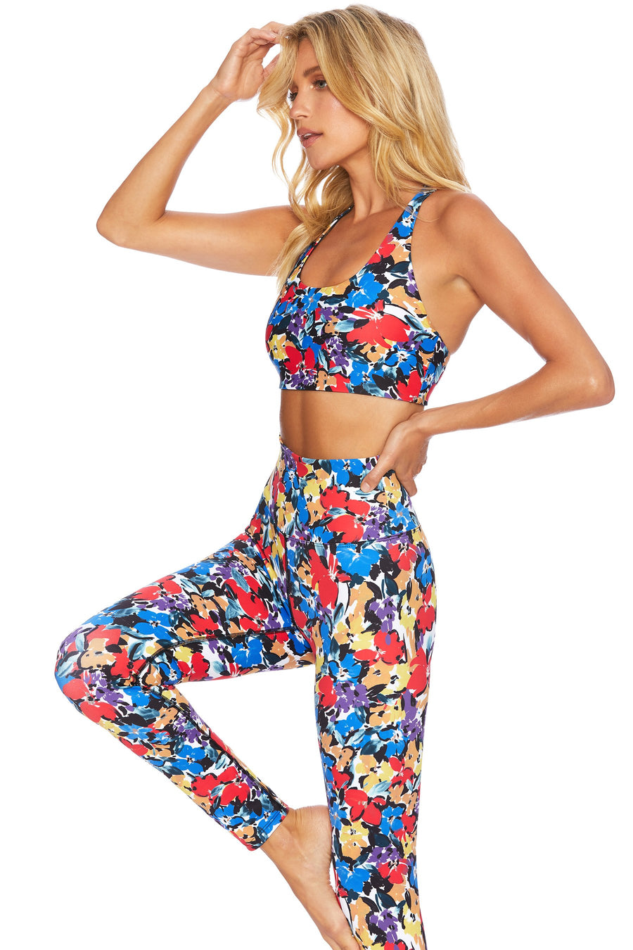 PIPER LEGGING BUTTERCUP FLORAL