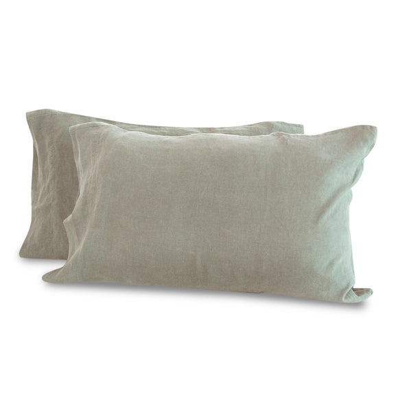 Natural Hemp Pillowcases