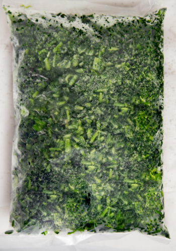 Chopped Spinach Frozen 1kg (110843)