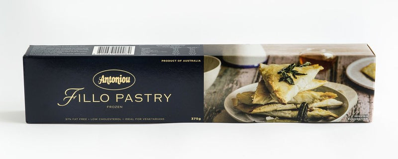 Filo Pastry Regular 375G (100496)