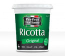 Ricotta Cheese 500gm (100637)