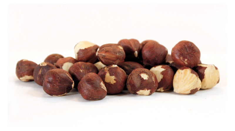Hazelnut Whole Roasted Unsalted 1kg (102069)