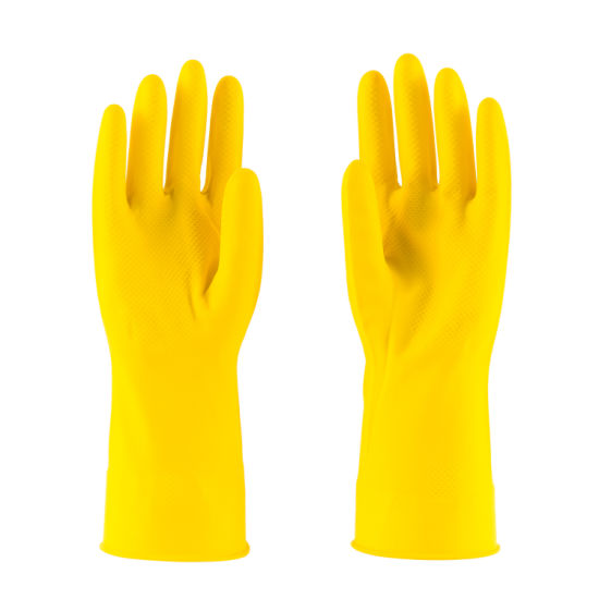 Rubber Glove Medium 12 pairs (103590)