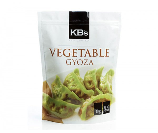 Vegetable Gyoza  39 pieces 1kg (104361)