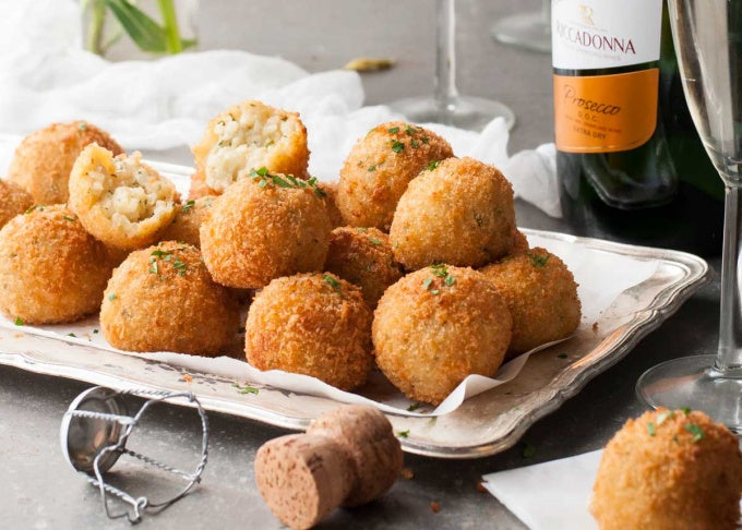 Cocktail Risotto Ball Tomato Basil 36x22g (105588)