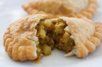 Vegetable Curry Puffs 56 pieces 1kg (105590)