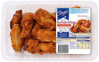 Chicken Buffalo Wings 1.5kg (106812)