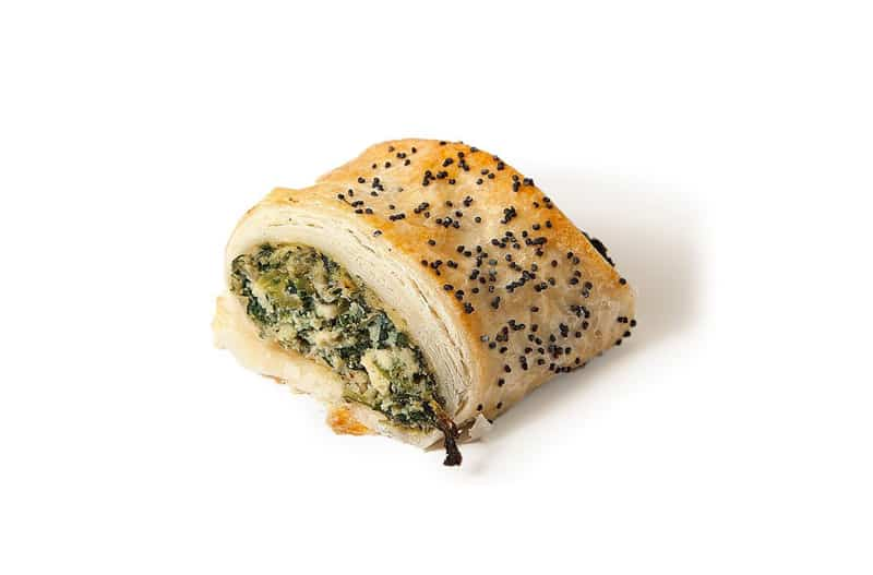 Party Spinach Ricotta Gluten Free Roll 6 pieces (108488)
