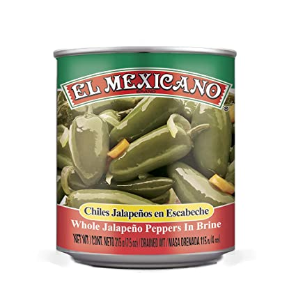 Jalapeno Whole  2.8kg (111145)