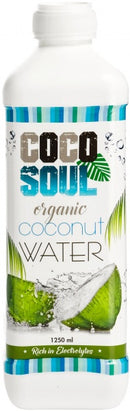 Coconut Water Organic 6x1.25 litre (111558)