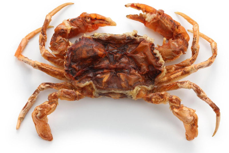 Soft Shell Crabs 900gm (100-200gm per piece)(111833)