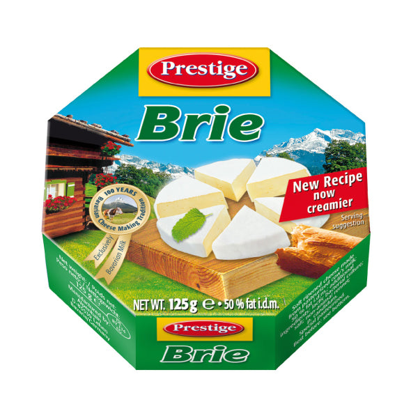 Brie Cheese 125gm (111992)