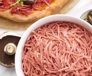 Shredded Pizza Cotto Ham Beef 3kg (103256)