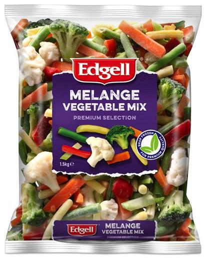 Vegetable Melange Mix Frozen 1.5kg (101713)