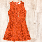 Rust & Lace