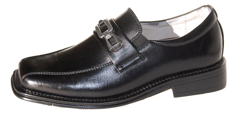 Boys Classic black Loafer