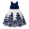 Copy of Paparazzi Dress in Navy and Cream