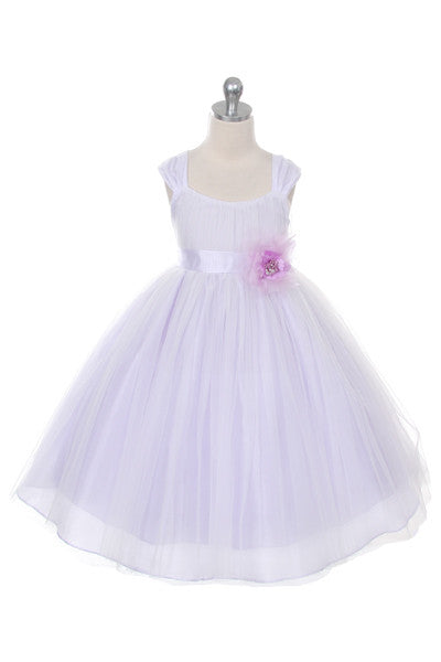 Paparazzi Frozen Dress in Lilac