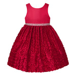 Paparazzi Dress in  Christmas Red