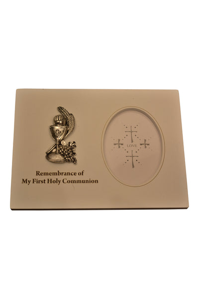 Communion Keep Sake Picture Frame