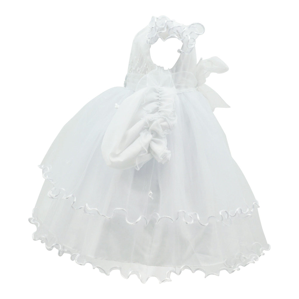 Baby Girls Designer Christening Dress