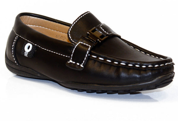 Boys Moccasin Loafers