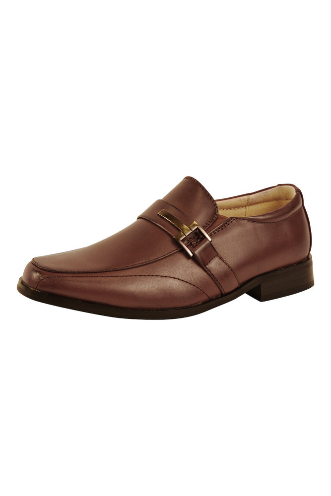 Boys Leather Loafers