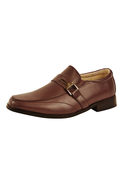 Boys Leather Loafer