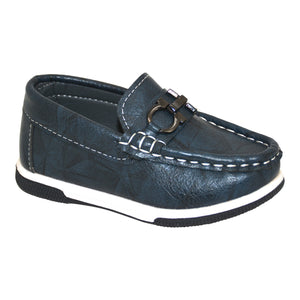 Boys Blue Toddler Loafers