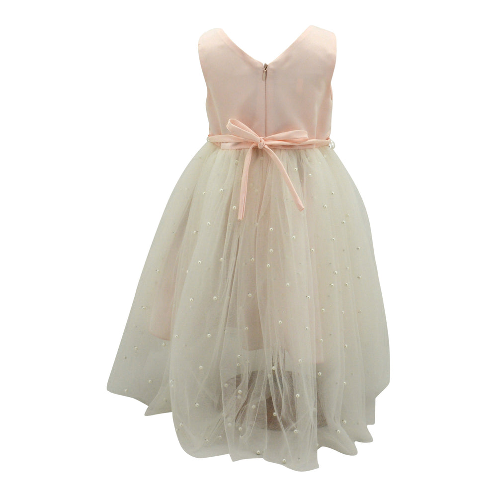 Paparazzi Pearl Dust Pink Dress