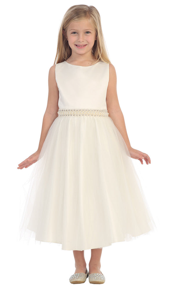 Designer dress in Wedding Ivory